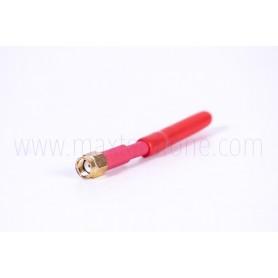 Mini Antena 5.8G de palo rojo