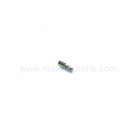 Conector banana 3.5 mm macho