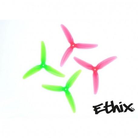HQProp Ethix S3 Prop Watermelon - Poly Carbonate