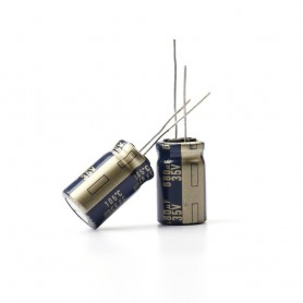 Condensador Panasonic FC series 35 V 680 UF
