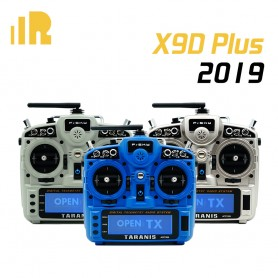 FrSky Taranis X9D Plus 2019 Transmitter with Latest ACCESS (EU)