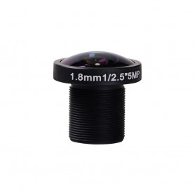 Foxeer M12 1.8mm Wide Angle Lens (IR Sensitive) CL1189
