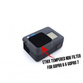 ETHIX Tempered ND8 Filter for GoPro 7 & 6