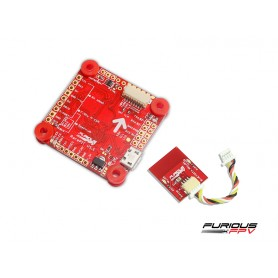 FuriousFPV RACEPIT OSD Blackbox Flight Controller with Bluetooth module