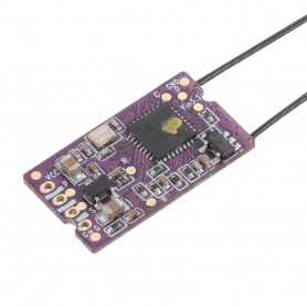 FlySky FS-X14S 14-Channels 2.4GHZ DIVERSITY MICRO RECEIVER