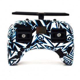 TBS Tango 2 Skin - BLOCK BLACK BLUE WHITE