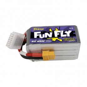 Tattu Funfly Series 1300mAh 22.2V 100C 6S1P