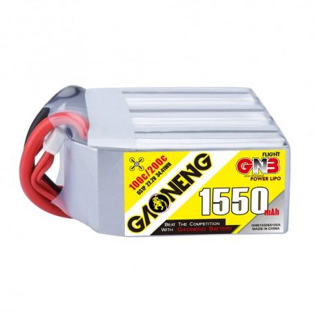 Gaoneng 6S 1550mAh 100C