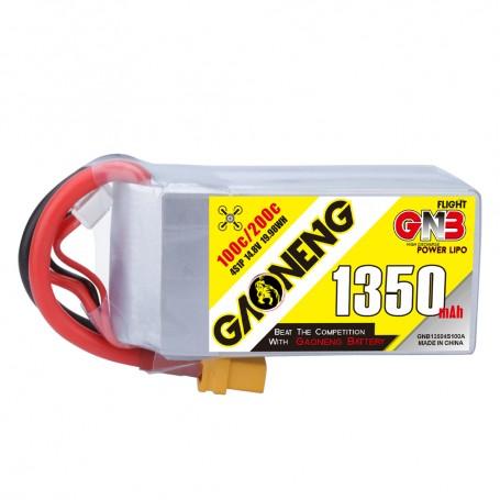 Gaoneng 4S 1350mAh 100C