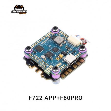 Mamba F722APP Stack - F60PRO 3-6S