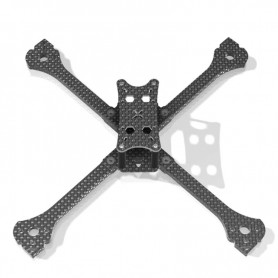 SniperX Light racing frame with cam mount 40-60 degree