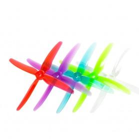 Gemfan Hurricane X Props Durable 4 Blade 51455