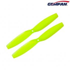 Gemfan 65mm Durable 1mm / 1.5mm Shaft - Set of 8