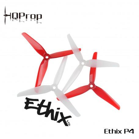 HQProp Ethix P4 Candy Cane Prop - Poly Carbonate