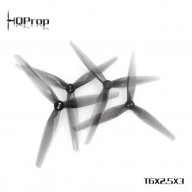 HQProp T6X2.5X3 Light Grey - Poly Carbonate