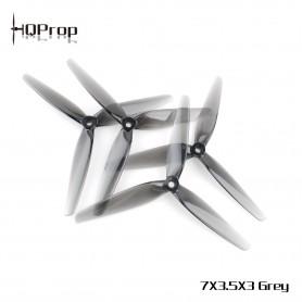 HQProp 7X3.5X3 Light Grey - Poly Carbonate