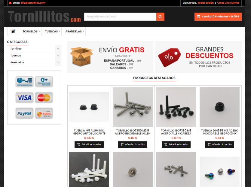 tornillitos.com